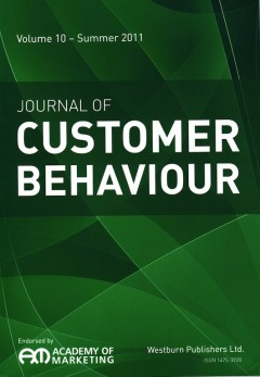 Journal of Customer Behaviour