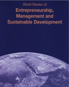 Entrepreneurship, Managment and Sustainable Development, World Review